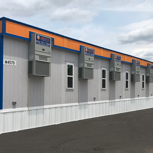 60'x60' modular building