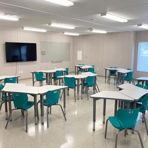 Modular Education Buildings