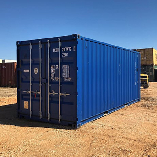 standard shipping container
