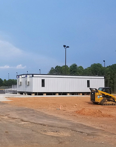 Relocating your temporary modular classroom building