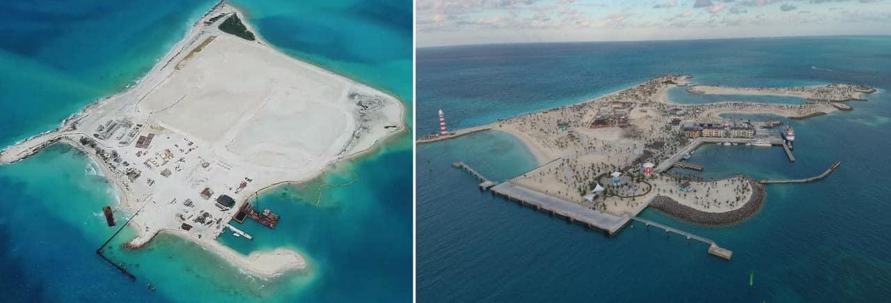 ocean cay resort