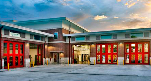 Gainesville Fire Rescue Volumetric Construction and Modular Building Project
