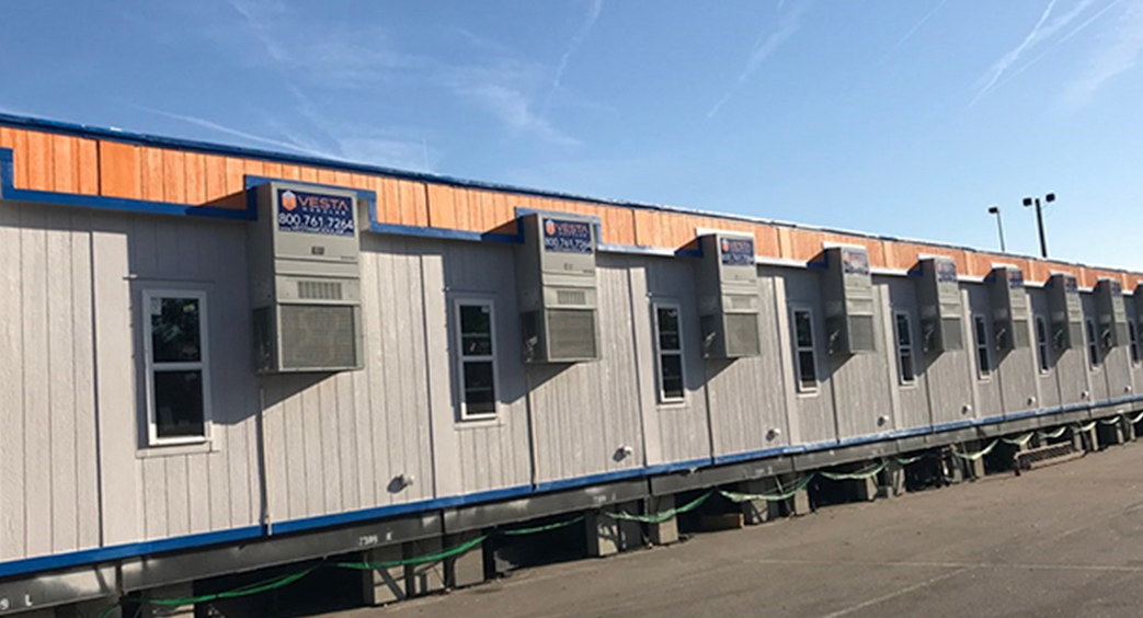 Modular Buildings For Disaster Relief and Response