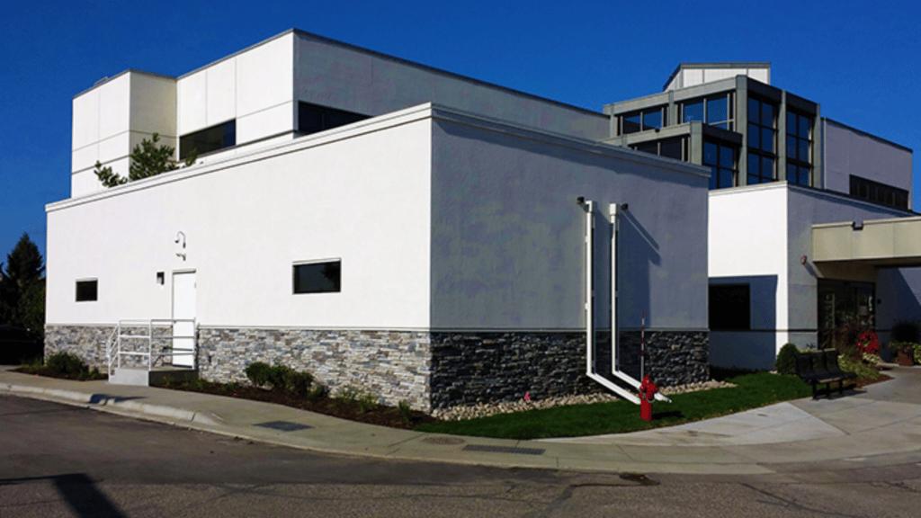 Modular hospital design