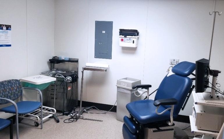 modular healthcare facilities
