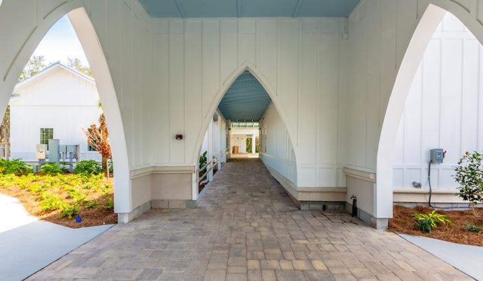 Lindisfarne Hall
