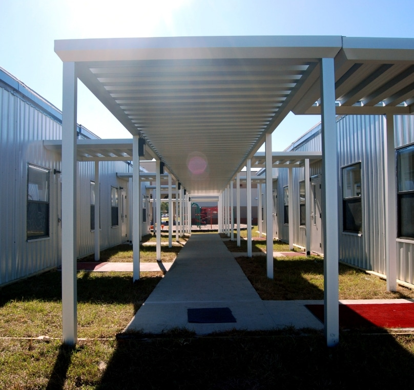 TEMPORARY RELOCATABLE CLASSROOMS