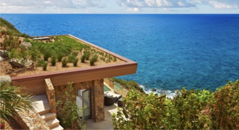 LUXURY RESORT VILLA IN VIRGIN GORDA and Award Winning Modular Project Portfolio
