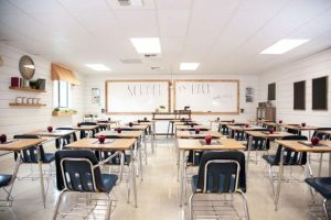 Chip and Joanna Gaines Classroom