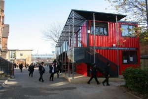 Shipping Container Classrooms And School Extension