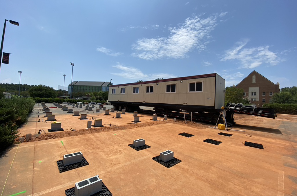Tufts University 2020 Modular Dorm Builds for COVID-19 Prevention