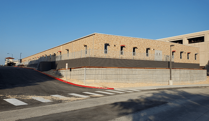 Modular Construction Example: University of Texas - San Antonio