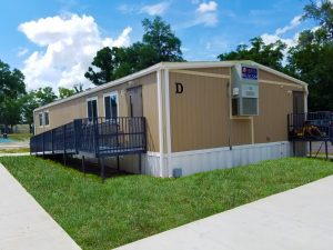 Modular Classroom: Single Room Example