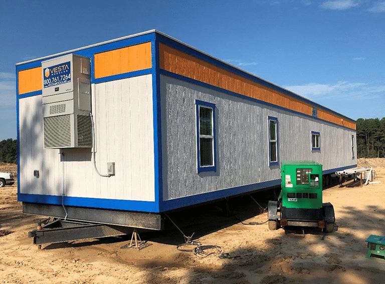 14'x60' Modular Office Building