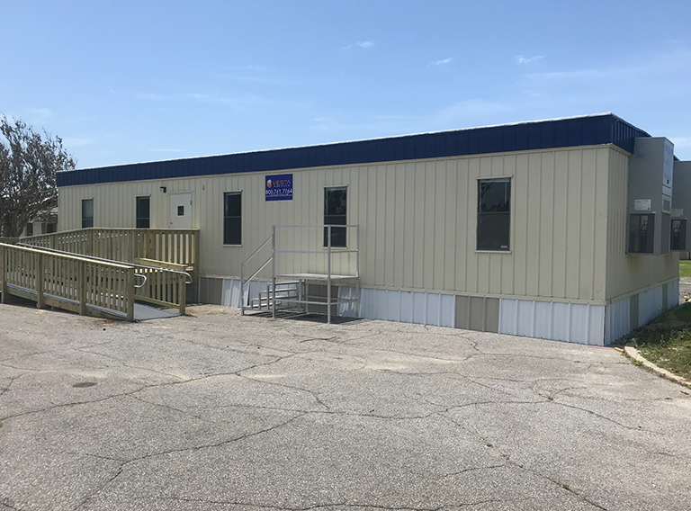 20'X48' Double-Wide Modular Office