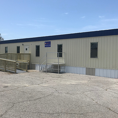 20'X48′ DOUBLE-WIDE MODULAR OFFICE