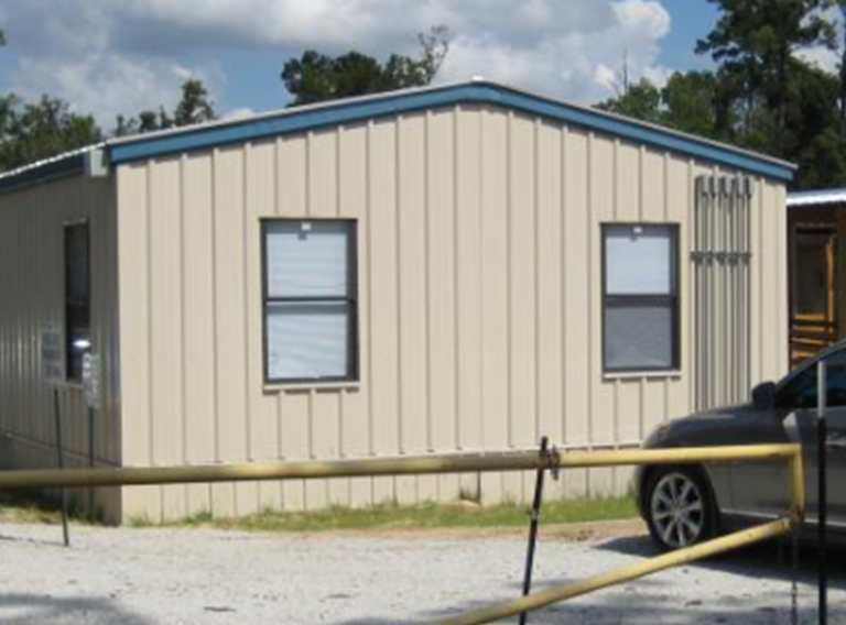24'x36' Double-Wide Modular Office