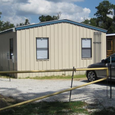 24'X36′ DOUBLE-WIDE MODULAR OFFICE