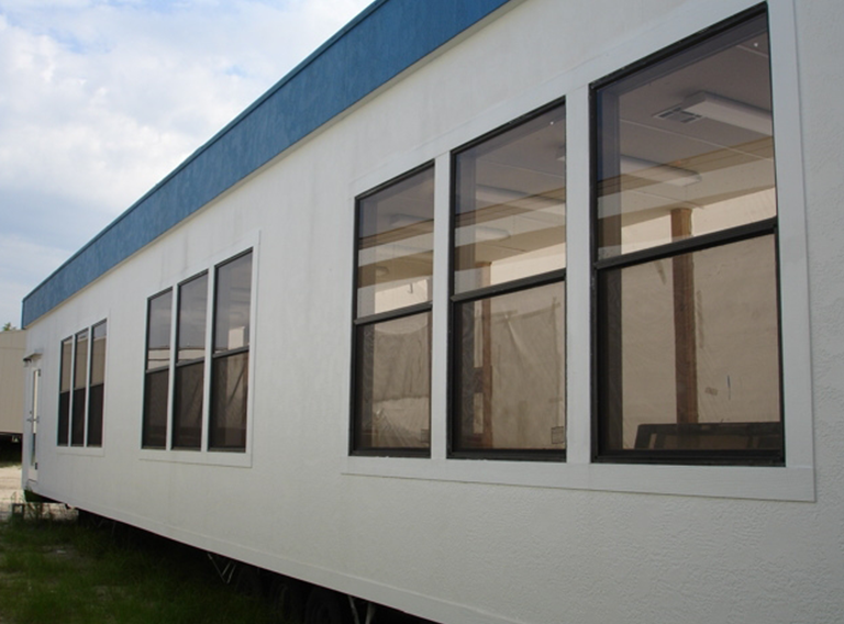 24'x60' Double-Wide Modular building