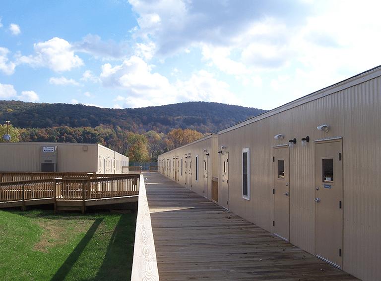 Customized modular school complex