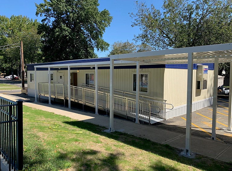 Double Wide Modular Building