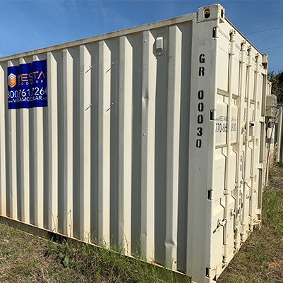ON-GROUND CONTAINER