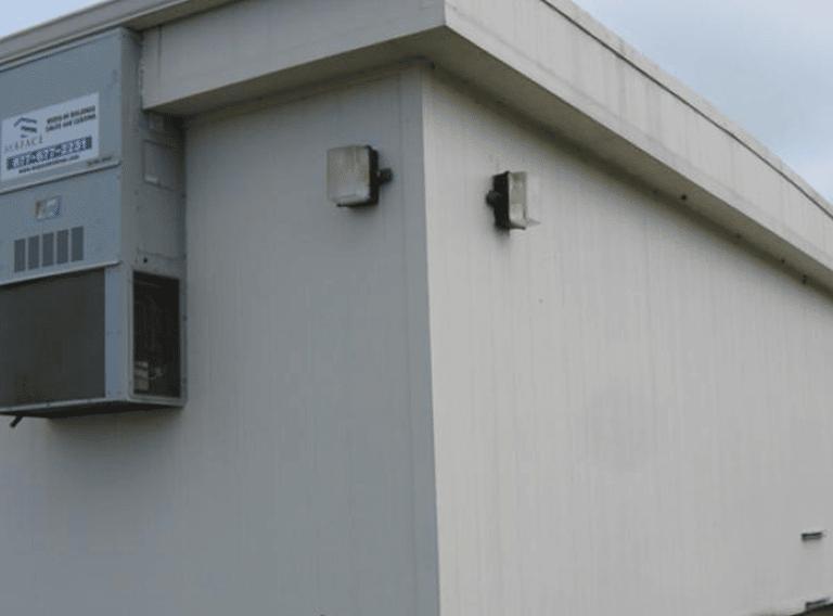 24' x 28' Modular restroom building