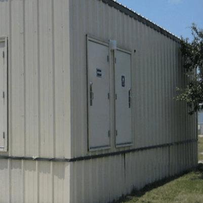 24′ x 32′ MODULAR RESTROOM BUILDING