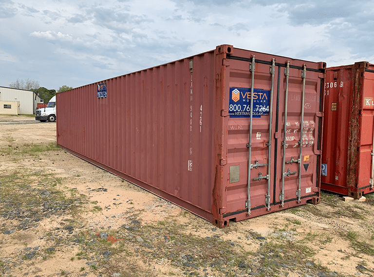 8'X40' Modular Shipping Container building