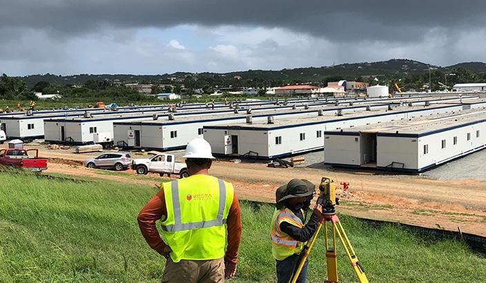 workforce modular housing, micro living