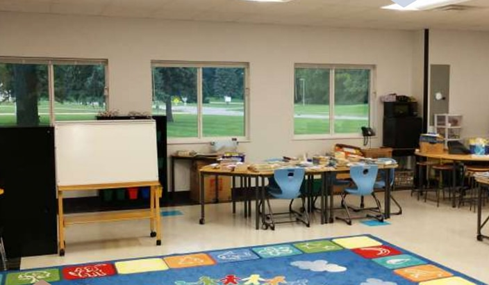How modular classrooms solve overcrowding in schools