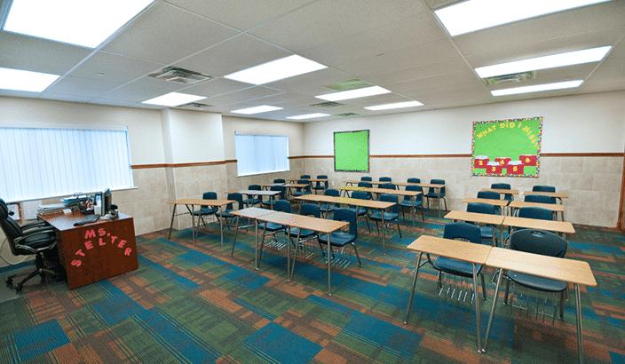 modular classroom design, modular classroom myth