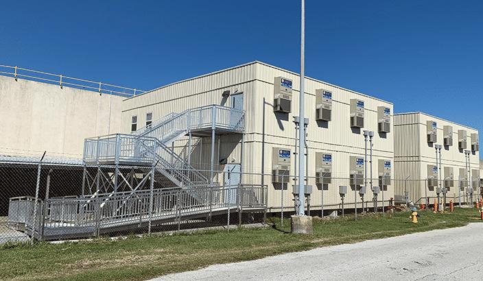 military modular buildings