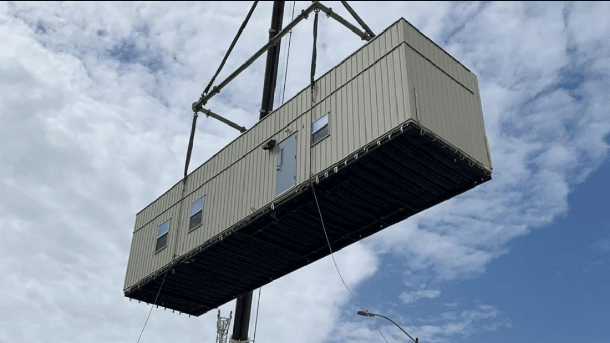 modular building materials